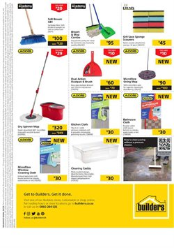 Windows specials in Builders Warehouse