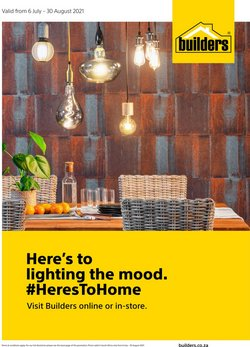 Builders Warehouse catalogue ( More than a month)