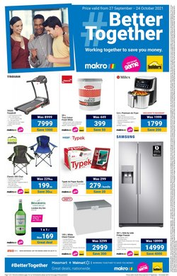 Builders Warehouse offers in the Builders Warehouse catalogue ( 7 days left)