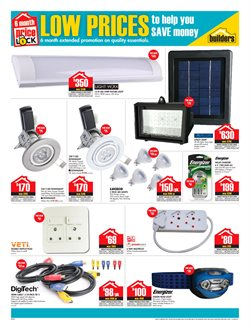 TV offers in the Builders Warehouse catalogue in Cape Town