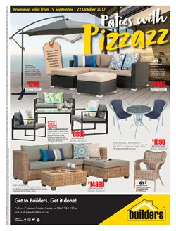 Builders Warehouse deals in the Durban special