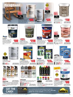 Floors offers in the Builders Warehouse catalogue in Cape Town