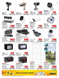 Tools offers in the Builders Warehouse catalogue in Cape Town
