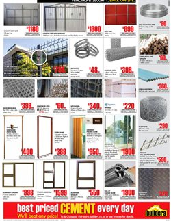 Wardrobe offers in the Builders Warehouse catalogue in Cape Town