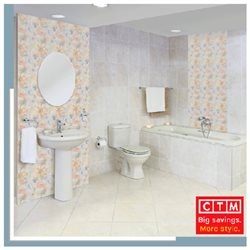 Tiles offers in the CTM catalogue in Klerksdorp