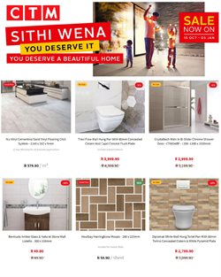 CTM deals in the Cape Town special