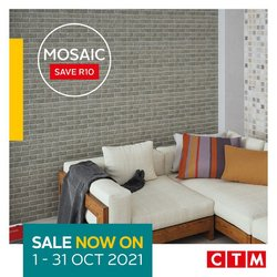 DIY & Garden offers in the CTM catalogue ( 9 days left)