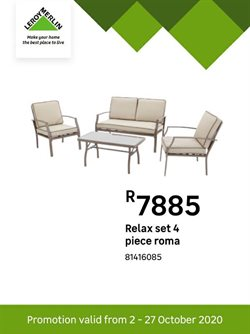 Home & Furniture offers in the Promo Tiendeo catalogue ( 2 days left)