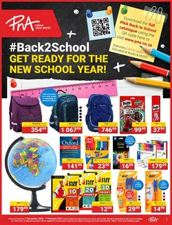 Back to school offers in the Promo Tiendeo catalogue ( 11 days left)