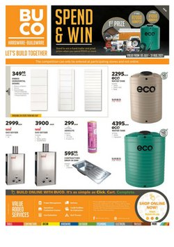 Electronics & Home Appliances offers in the Promo Tiendeo catalogue ( 29 days left)