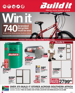 Build It catalogue in Roodepoort ( 7 days left )