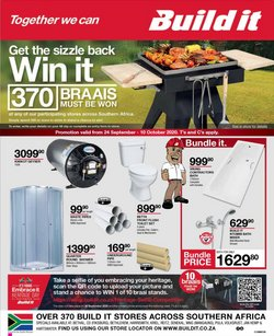 DIY & Garden offers in the Build It catalogue in Cape Town ( 9 days left )