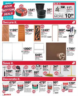 DIY & Garden offers in the Build It catalogue ( 8 days left )