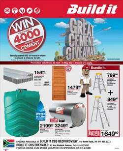 Build It offers in the Build It catalogue ( Expired)
