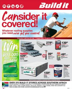 DIY & Garden offers in the Build It catalogue ( 7 days left)