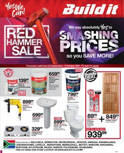 DIY & Garden offers in the Build It catalogue ( Expires tomorrow)