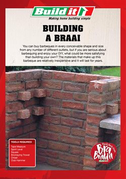 Build It deals in the Durban special