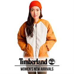 Timberland catalogue ( More than a month)