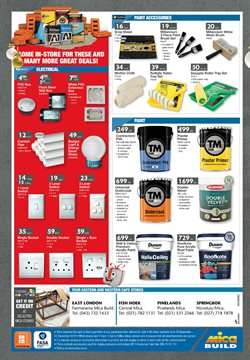 Lamp offers in the Mica catalogue in Khayelitsha