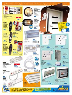 Batteries offers in the Mica catalogue in Cape Town