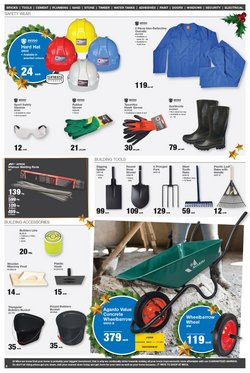 Garden tools specials in Mica