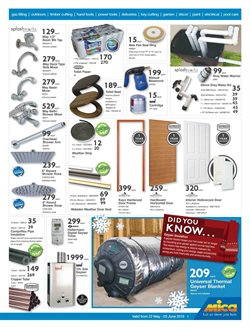 Doors offers in the Mica catalogue in Cape Town