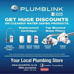 Plumblink catalogue ( 23 days left)