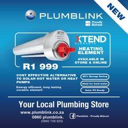 Plumblink catalogue ( Expires today)