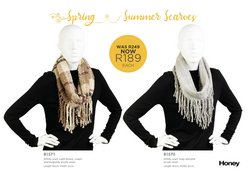 Honey Fashion Accessories catalogue ( Expires today)