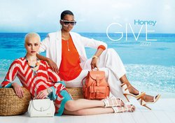 Honey Fashion Accessories offers in the Honey Fashion Accessories catalogue ( 9 days left)