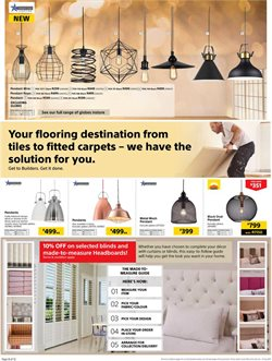 Tiles offers in the Builders Express catalogue in East London