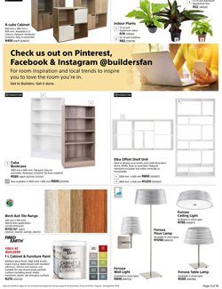 Tiles offers in the Builders Express catalogue in Cape Town