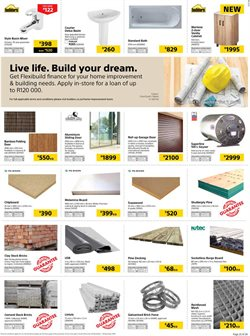 Cement offers in the Builders Express catalogue in Cape Town