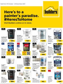 Builders Express offers in the Builders Express catalogue ( More than a month)