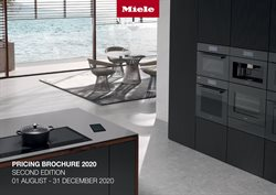 Miele catalogue in Cape Town ( More than a month )