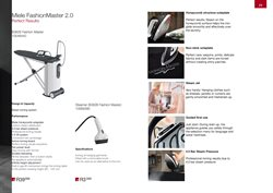 Master specials in Miele