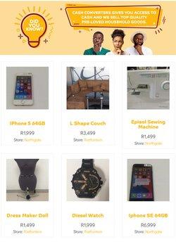 IPhone SE specials in Cash Converters