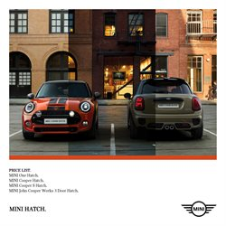 MINI catalogue in Soweto ( More than a month )