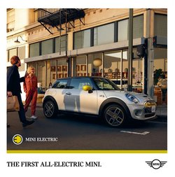 MINI offers in the MINI catalogue ( More than a month)