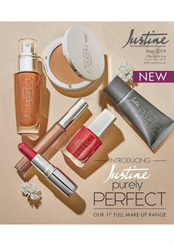 Beauty & Health offers in the Justine catalogue in Khayelitsha