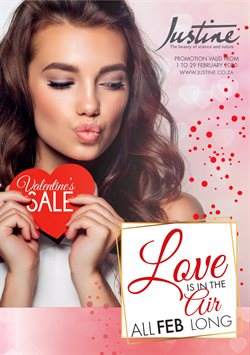 Valentine's Day offers in the Justine catalogue ( 3 days left)