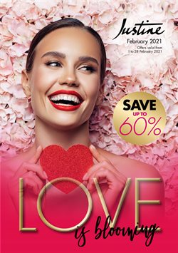 Beauty & Pharmacy offers in the Justine catalogue in Port Elizabeth ( Expires today )