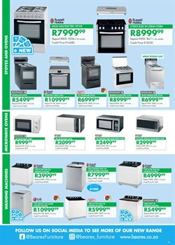 Stove specials in Beares