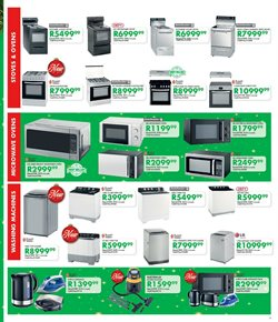 Microwave specials in Beares