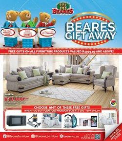 Beares catalogue ( 22 days left)