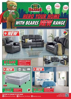 Home & Furniture offers in the Beares catalogue ( 14 days left)