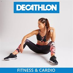 Sports bra specials in Decathlon