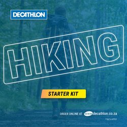 Decathlon offers in the Decathlon catalogue ( 5 days left)