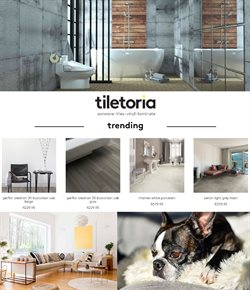 Home & Furniture offers in the Tiletoria catalogue in Polokwane ( 2 days left )