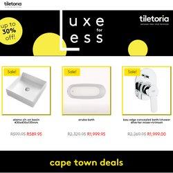 Tiletoria offers in the Tiletoria catalogue ( 8 days left)